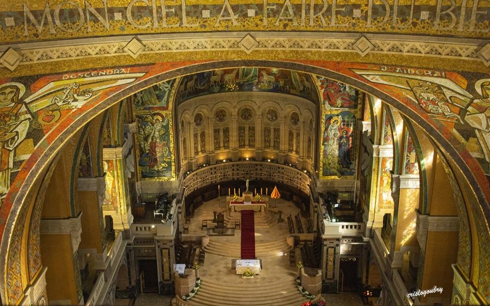 Basilique de Lisieux