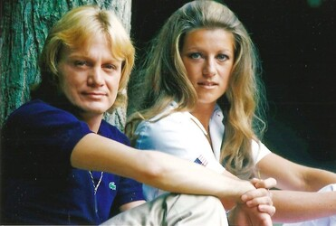 Septembre 1976, avec Cloclo. Mise à jour.
