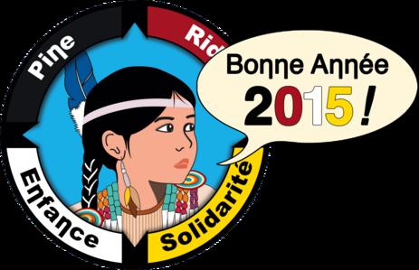 • 2015 • Bulletins des mois de Janvier à Décembre !