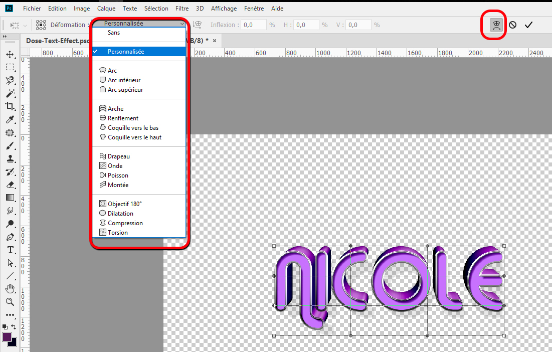 Modifier un Mock-up - Photoshop