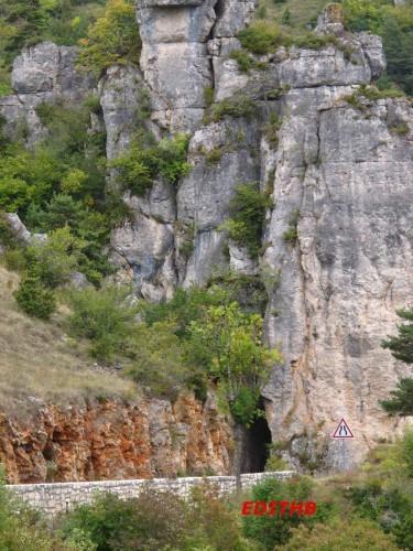MEYRUEIS route St CHELY DU TARN (2)