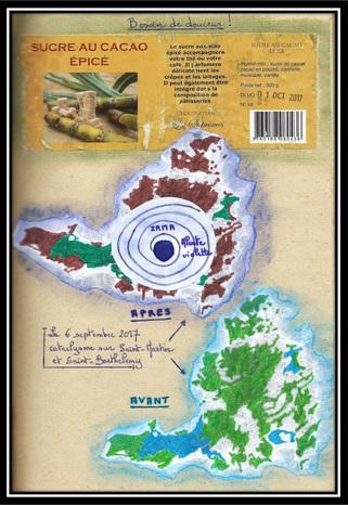 Irma : nouvelle page dans mon carnet artistique