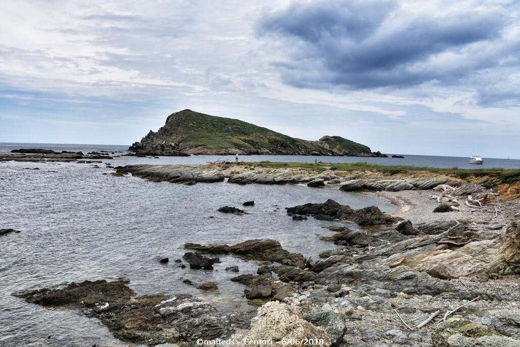 L'île de Capense - Centuri - Corse