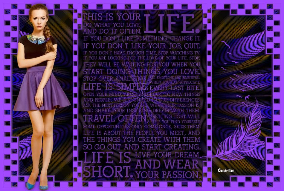 Life is short - Veroreves