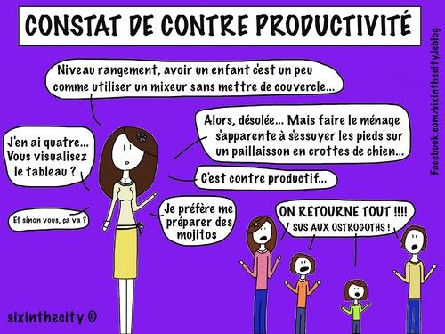 Reine-Mère est contre... la contre-productivité