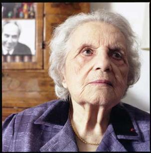 Mort de la résistante Lise London