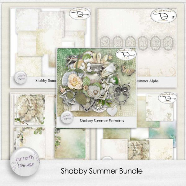 Shabby Summer Bundle