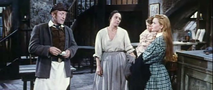 LES MISERABLES - JEAN GABIN BOX OFFICE 1958