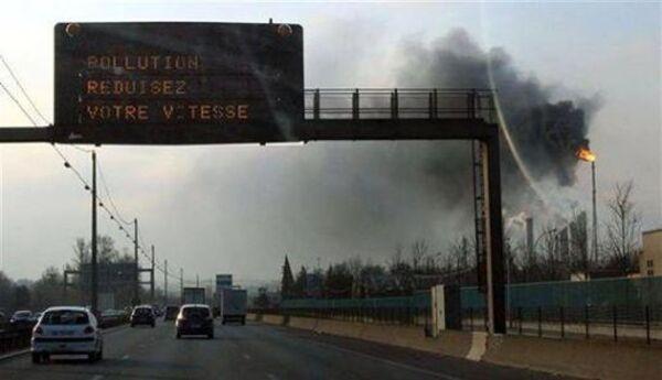 Alerte au smog !!!!