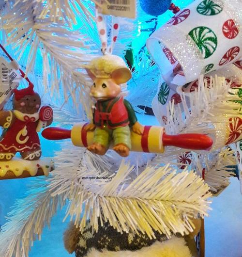 Petit tour au marché de Noël...