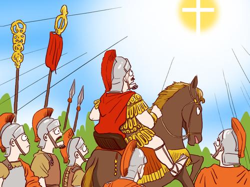 Foi dans la persécution