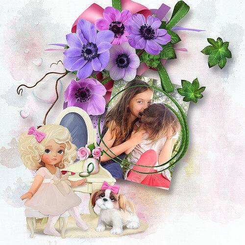 Doll dream de Kastagnette