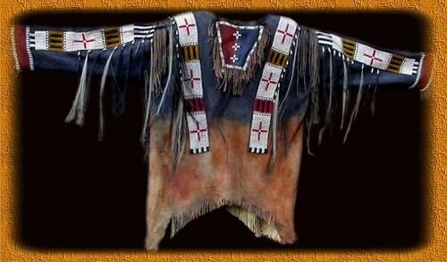 vêtement Sioux