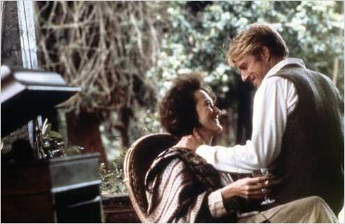 Out of Africa - Souvenirs d'Afrique : Photo Meryl Streep, Robert Redford, Sydney Pollack
