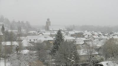 nay et la neige