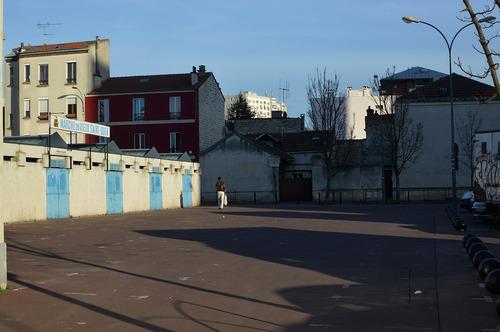 St-Ouen / St-Denis le 8 mars 2015
