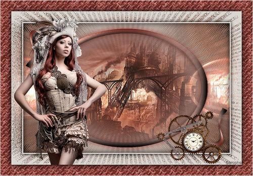 *** Style steampunk ***