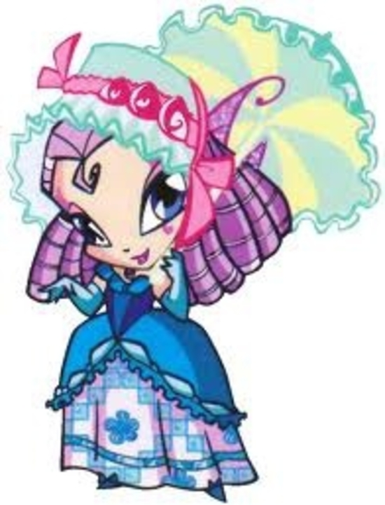 Tune la mini f e de musa et la pixie des bonnes mani res winx club fairy 39 s - Winx mini fee ...