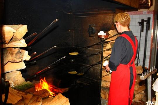 Mont Saint Michel : Une petite faim !!!