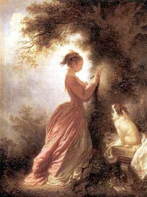 Peintre célèbre - Fagonard