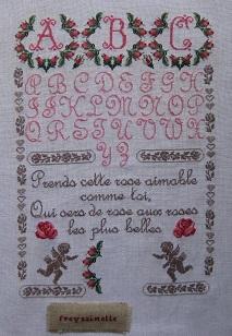 SAL La Rose et L'Amour - 21ème étape