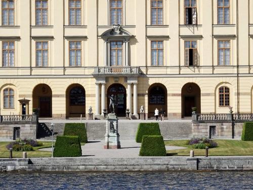 Le château de Drottningholm en Suède, classé au Patrimoine Mondial (photos)