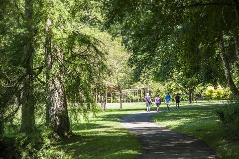 Parc Oriental de Maulévrier ...