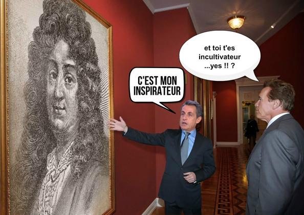 Sarkozy et la culture