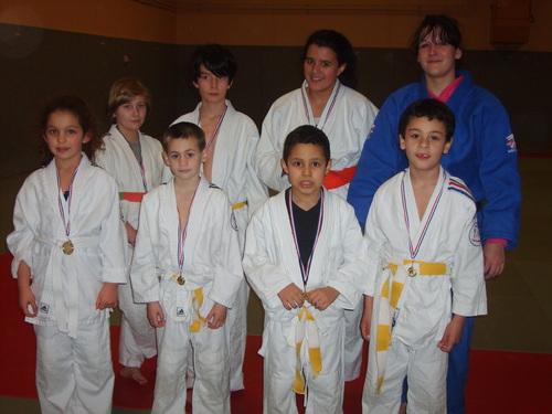 District et Rencontres judo jeunes