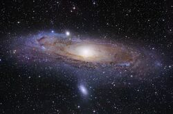 Histoire de la Cosmologie - Un Univers infini