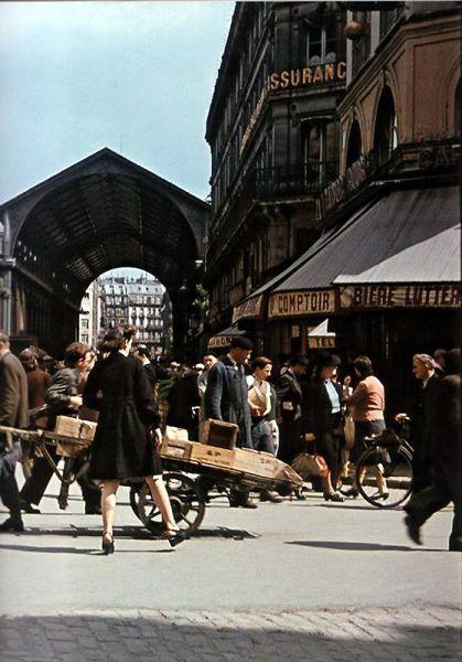 Andre Zucca: Nazi Propaganda Photos - Paris during WW226