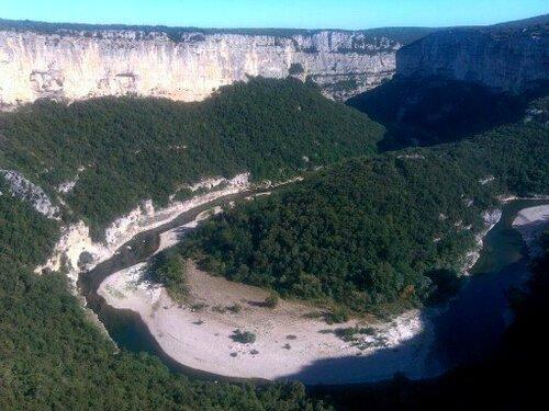 Passage dans la Drôme
