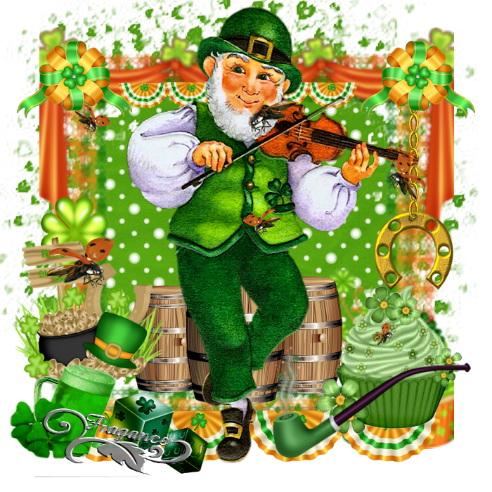 St Patrick.