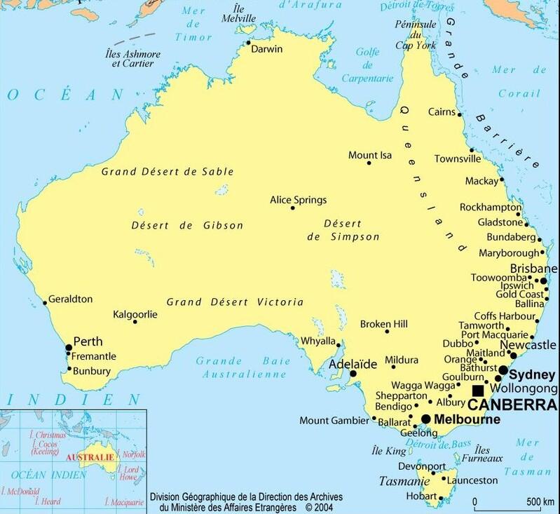 """""""Confrontée à un enfer climatique, l'Australie… ne peut s'en prendre qu'à elle-même"""""""