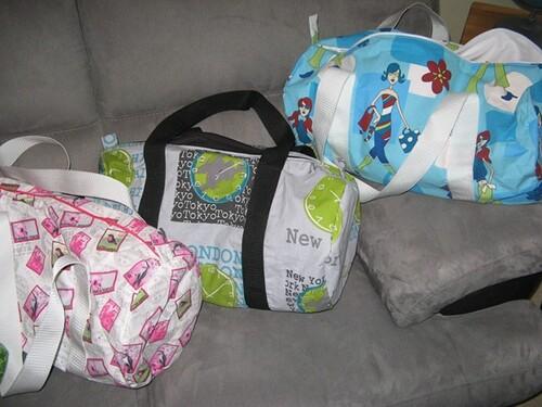 Période sacs!