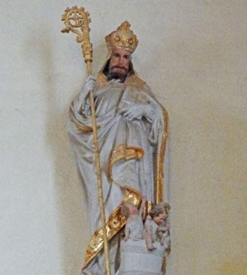 Saint Nicolas est présent dans presque toutes les églises châtillonnaises....