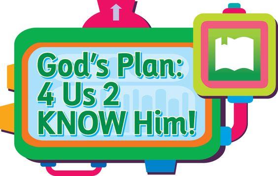 God's Plan Day 3