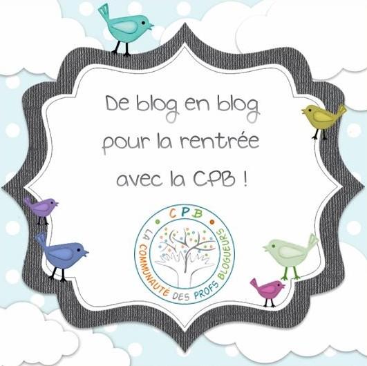 De blog en blog pour la rentrée !