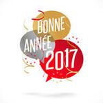 BONNE ANNEE 2017 !