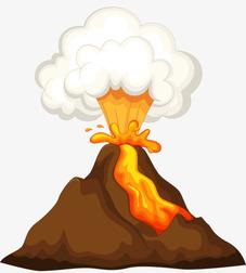 Eruptions volcaniques en CM2