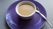 """Crème café façon """"danette"""""""