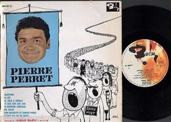 Pierre Perret, album 1960