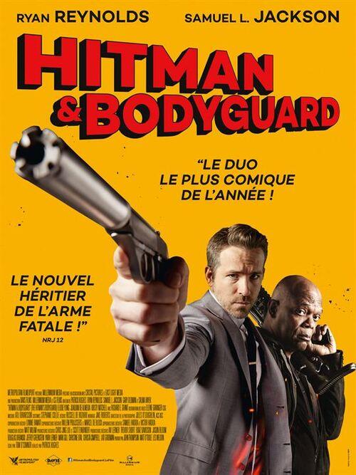 """Bonsoir a l'honneur : """" Hitman & Bodyguard """""""