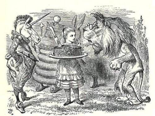Alice licorne