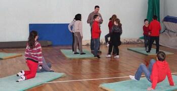 Ateliers de lutte - déc. et jan. 2015