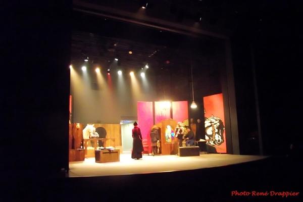 """""""Cavalerie Rouge"""", un magnifique spectacle de la Compagnie des Gens à voir au théâtre Gaston Bernard de Châtillon sur Seine"""