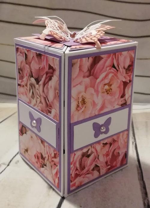 atelier chez Christine : les cadeaux....