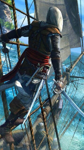 Se Relever- Assassin's Creed