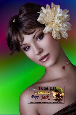-- F. -- avec Fleurs -- 2