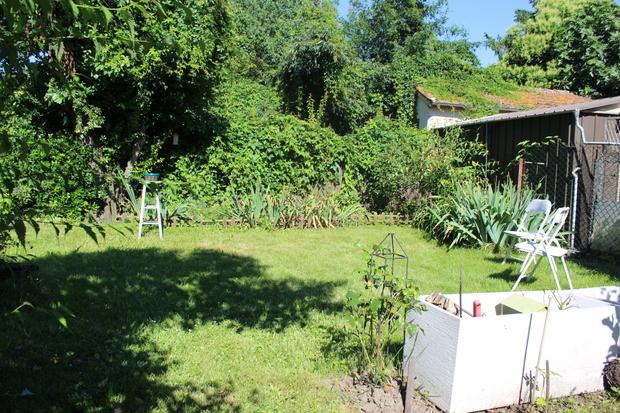 et mon jardin !